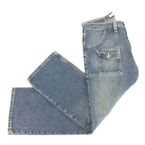 Express Men's Precision Fit Relaxed Jeans Sz 32x30